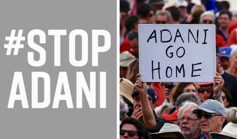 #STOPADANI: Environmental Impacts of the Carmichael Coal Mine